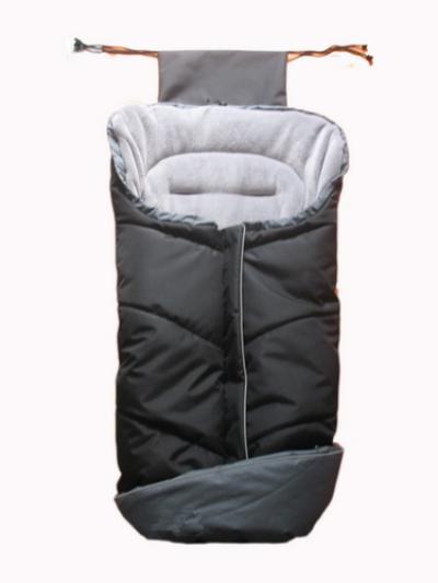 footmuff/ footsack/footbag (нога - халява/мешок ноги)